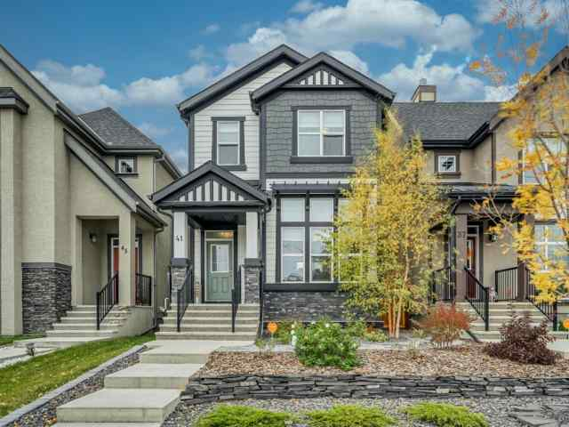 41 MASTERS Crescent SE in  Calgary MLS® #A1037881