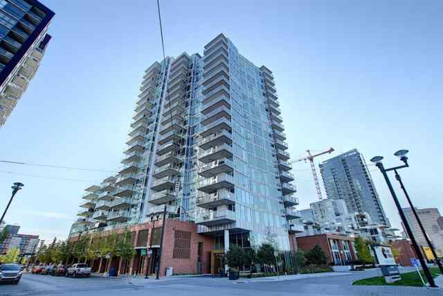 Unit-308-519 Riverfront Avenue SE in Downtown East Village Calgary MLS® #A1038277