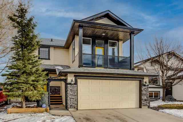 2008 Woodside  Boulevard NW in Woodside Airdrie MLS® #A1038448