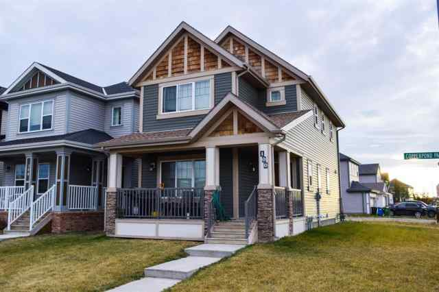 100 Copperpond  Park SE in Copperfield Calgary MLS® #A1038460