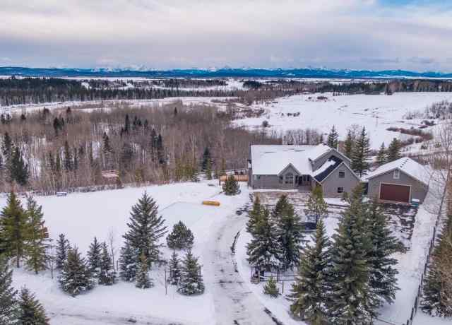6 Grandview Rise  in Springbank Rural Rocky View County MLS® #A1038630
