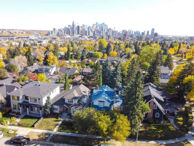 Scarboro real estate 1420 Scotland Street SW in Scarboro Calgary