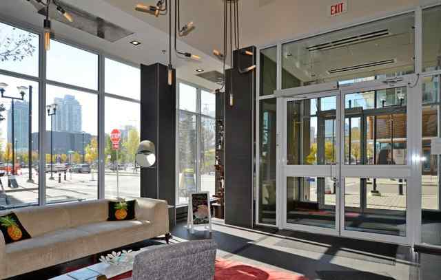 1004, 550 Riverfront Avenue SE in  Calgary