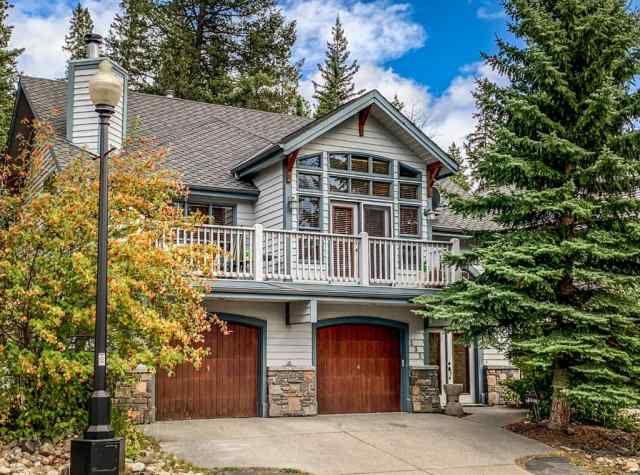 Benchlands real estate 135 Benchlands Terrace in Benchlands Canmore