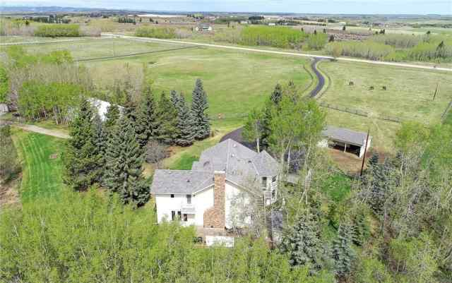 32077 Twp Rd 262  in Bearspaw_Calg Rural Rocky View County MLS® #A1040473