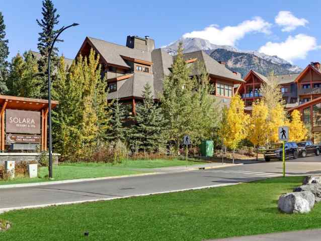 Bow Valley Trail real estate 111, 191 KANANASKIS WAY  in Bow Valley Trail Canmore