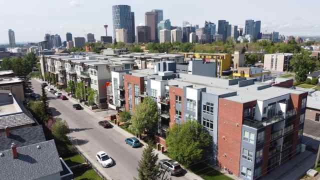 302, 725 4 Street NE in Renfrew Calgary MLS® #A1040708