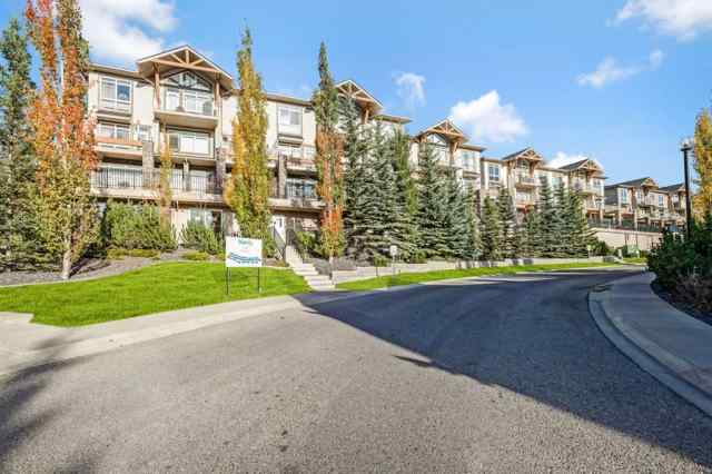 Unit-4-116  Rockyledge  View NW in Rocky Ridge Calgary MLS® #A1040787
