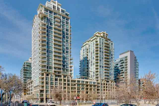 546, 222 RIVERFRONT Avenue SW in  Calgary