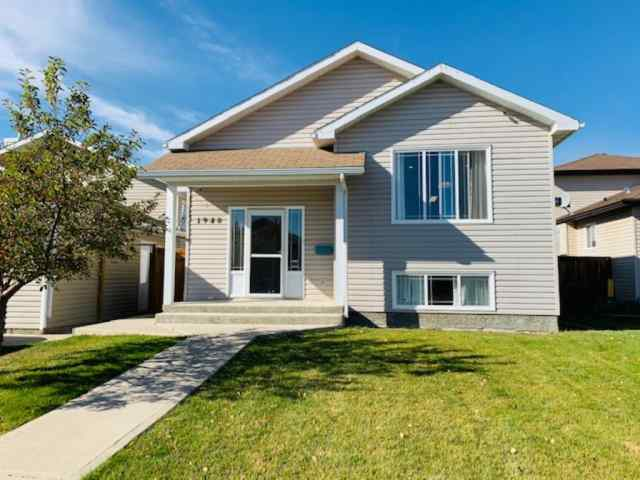 real estate 1940 Parkside Close in  Coaldale