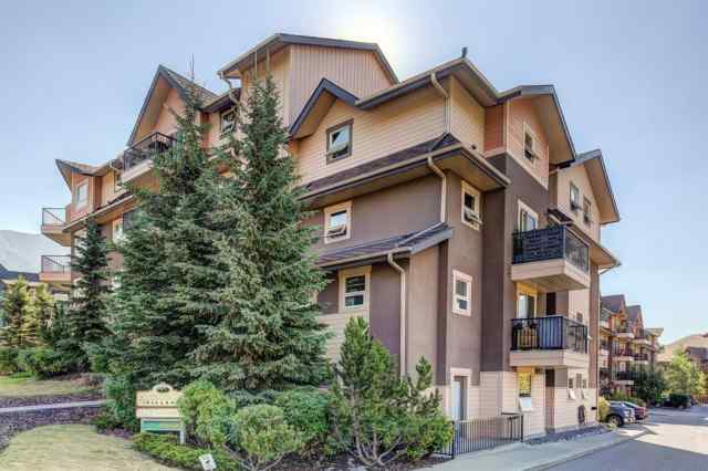 Bow Valley Trail real estate 402, 186 Kananaskis Way in Bow Valley Trail Canmore