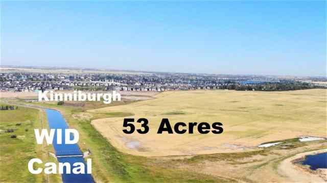 53 Acres Range Road 281   in East Chestermere Chestermere MLS® #A1041520