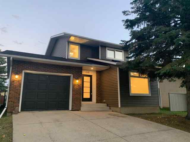 640 Woodpark Boulevard SW in Woodlands Calgary MLS® #A1041693