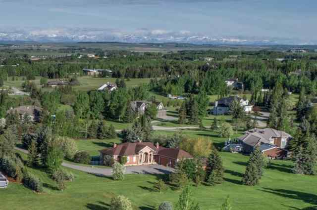 Springbank real estate 43 Spring Meadows LANE in Springbank Rural Rocky View County