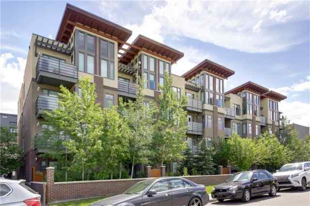 Unit-312-1720 10 Street SW in Lower Mount Royal Calgary MLS® #A1042246