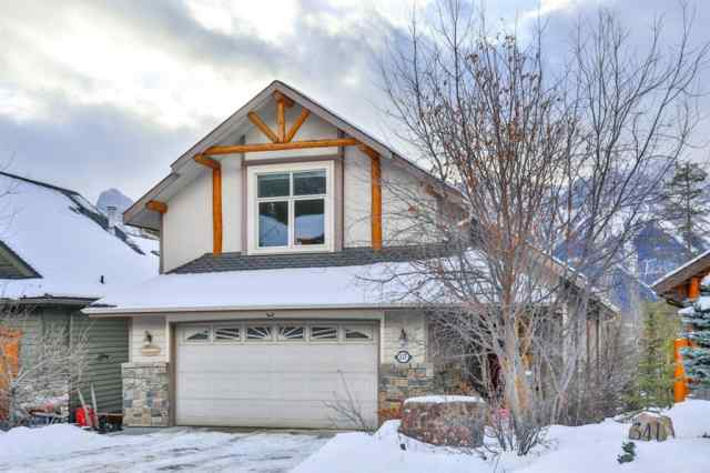 337 Eagle Heights T1W 3C9 Canmore