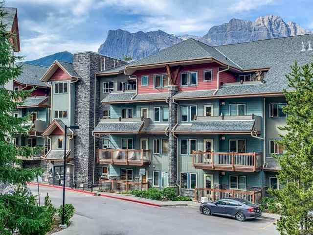 Bow Valley Trail real estate 417, 101 Montane Road in Bow Valley Trail Canmore