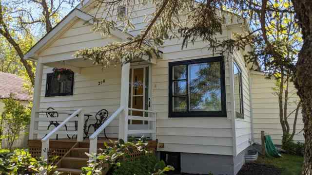 216 Carman Street in NONE Carmangay MLS® #A1042798