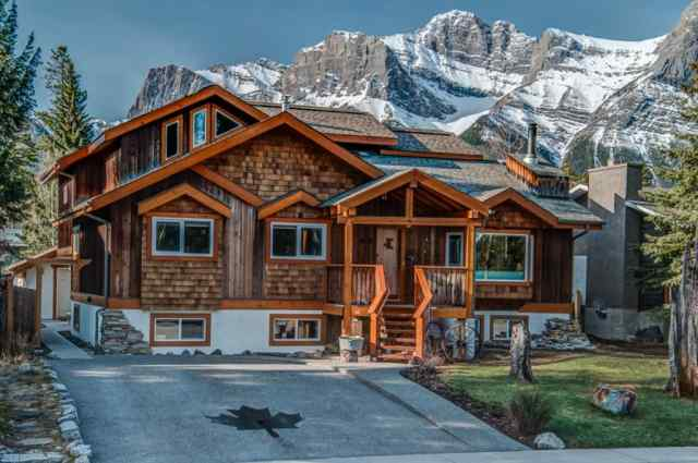 Lions Park real estate 1009 15 Street in Lions Park Canmore