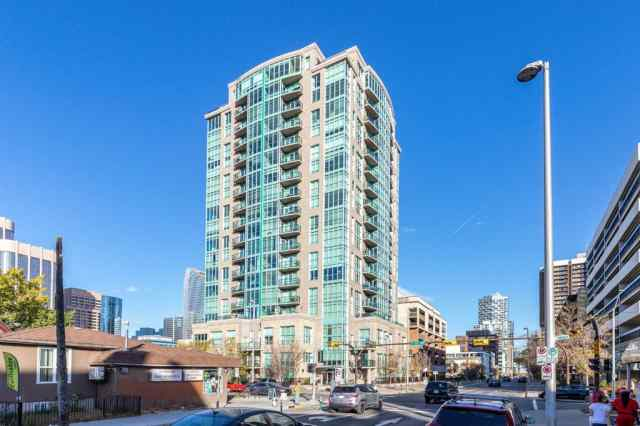 Beltline real estate 402, 788 12 Avenue SW in Beltline Calgary
