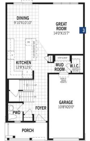 MLS® #A1043077 91 Carrington Close NW T3P 1P7 Calgary