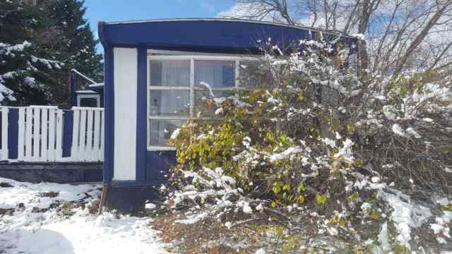 Broadway Village Mobile H real estate 61, 4922 Womacks  Road in Broadway Village Mobile H Blackfalds