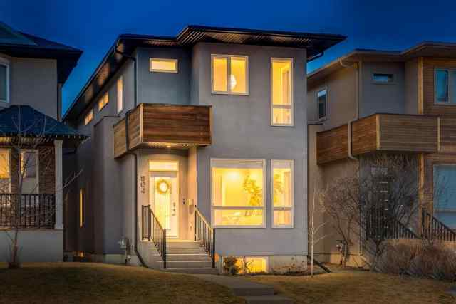 Windsor Park real estate 504 52 Avenue SW in Windsor Park Calgary