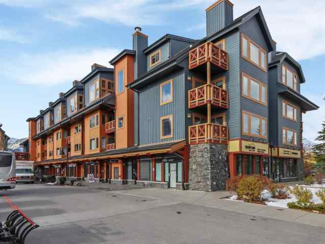 Town Centre_Canmore real estate 209, 1160 Railway Avenue in Town Centre_Canmore Canmore