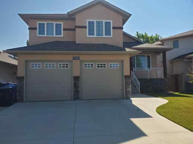 Uplands real estate 105 Grizzly Terrace N in Uplands Lethbridge