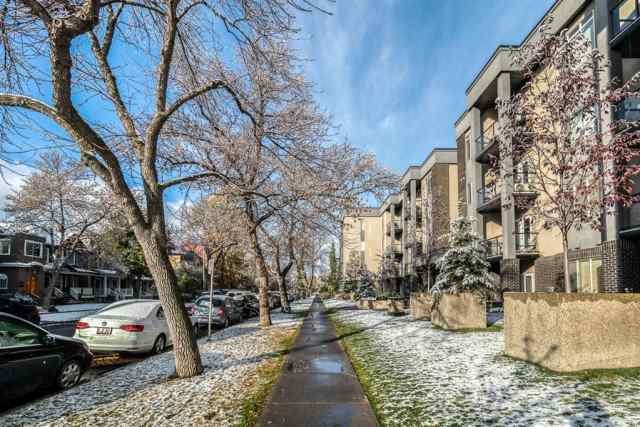 Lower Mount Royal real estate 210, 910 18 Avenue SW in Lower Mount Royal Calgary