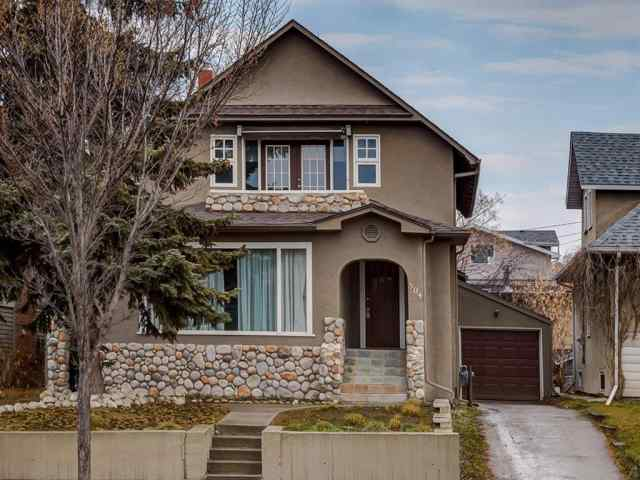 504 Memorial Drive NW in Sunnyside Calgary MLS® #A1043603