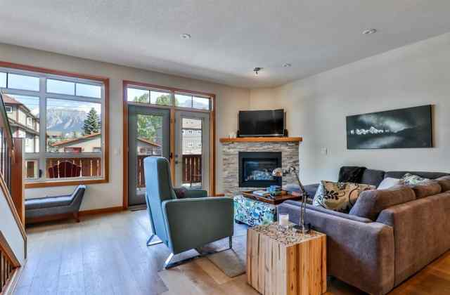 South Canmore real estate 2, 810 5th Street in South Canmore Canmore