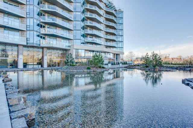701, 738 1 Avenue SW in Eau Claire Calgary MLS® #A1043856