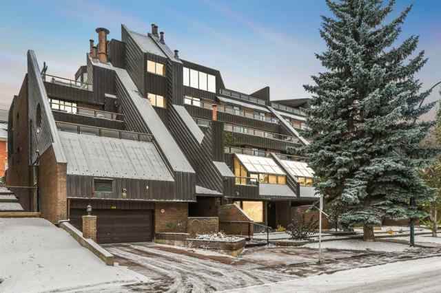 Lower Mount Royal real estate 103, 1215 Cameron Avenue SW in Lower Mount Royal Calgary
