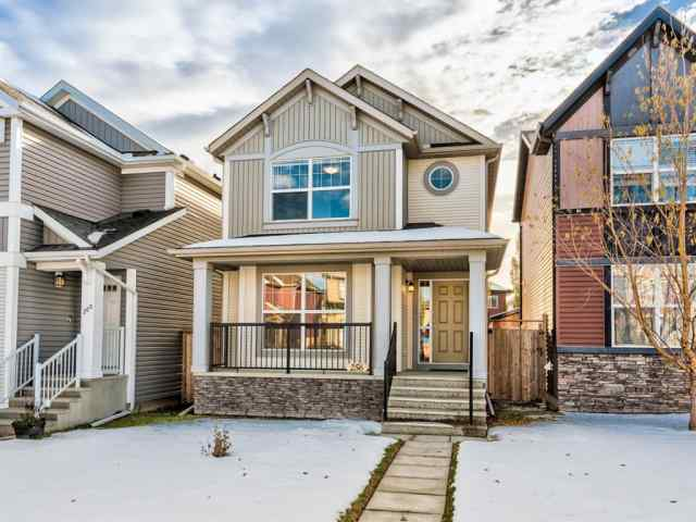 256 AUTUMN Green SE in  Calgary MLS® #A1044030