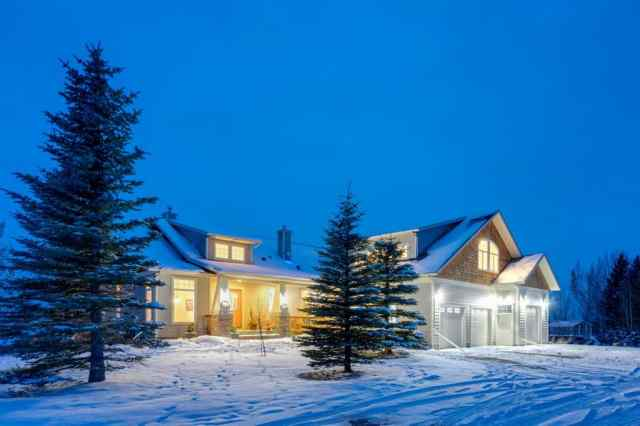 Springbank real estate 33110 Township 243  Road in Springbank Rural Rocky View County