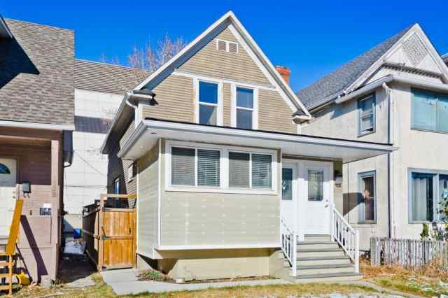 1520 11 Avenue SW in  Calgary MLS® #A1044096