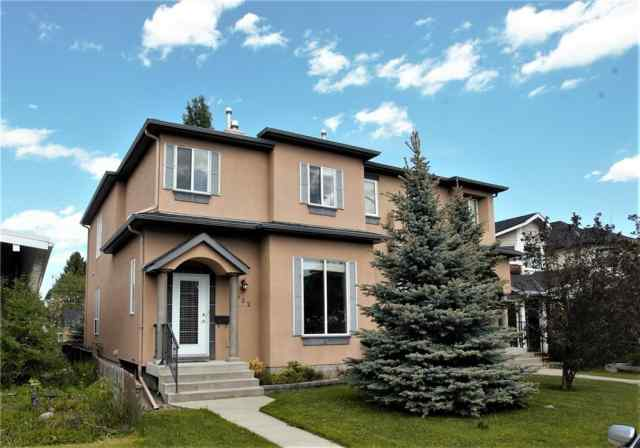 Mount Pleasant real estate 532 22 Avenue NW in Mount Pleasant Calgary