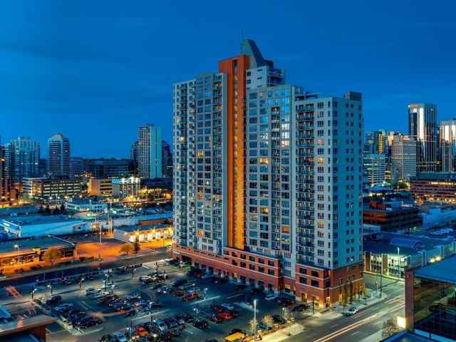 Beltline real estate 2205, 1053 10 Street SW in Beltline Calgary