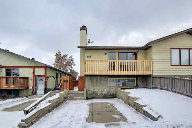 Beddington Heights real estate 8416 Centre Street NE in Beddington Heights Calgary