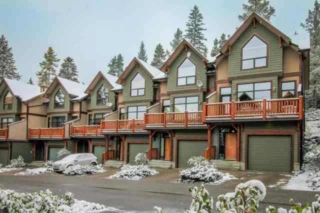 Eagle Terrace real estate 28, 137 Wapiti Close in Eagle Terrace Canmore