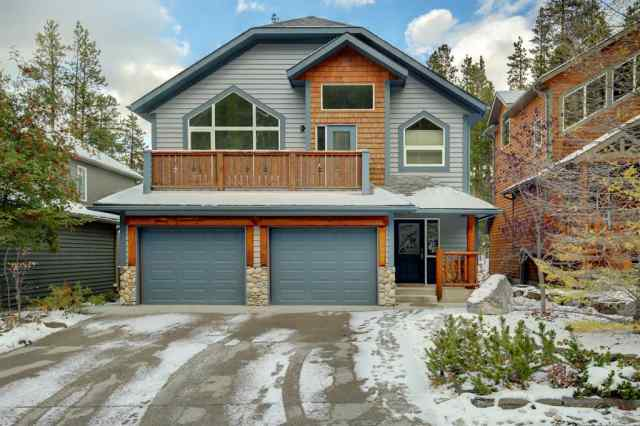 Quarry Pines real estate 1004 Lawrence Grassi Ridge in Quarry Pines Canmore