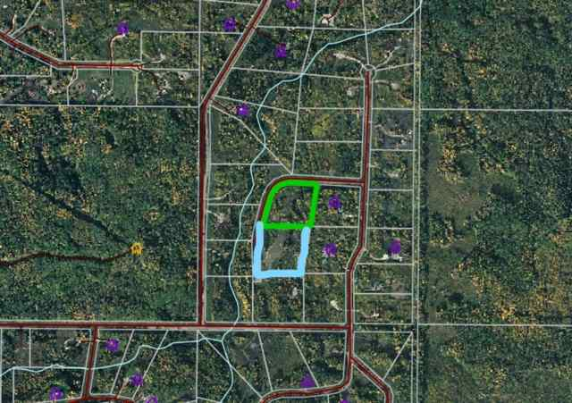 NONE real estate Lot 4 Block 1 Mountain Springs   in NONE Rural Woodlands County