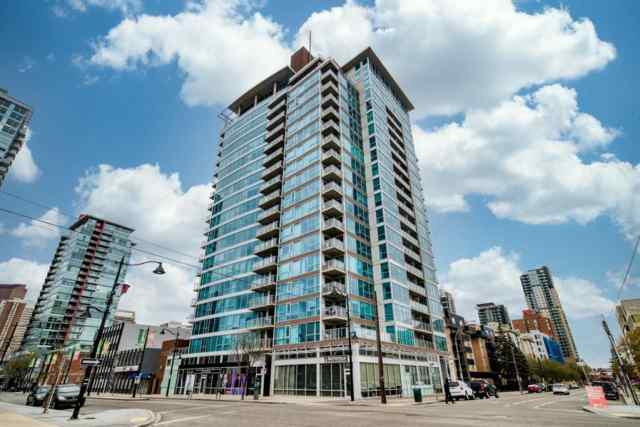 1702, 188 15 Avenue SW in Beltline Calgary MLS® #A1044689