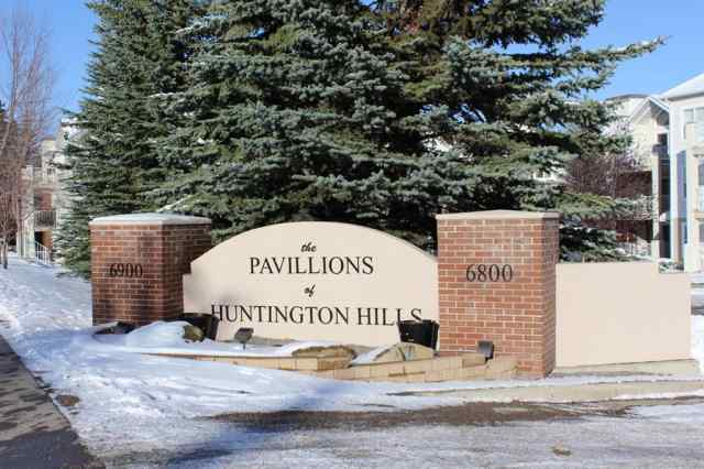 106, 6800 Hunterview Drive NW in Huntington Hills Calgary