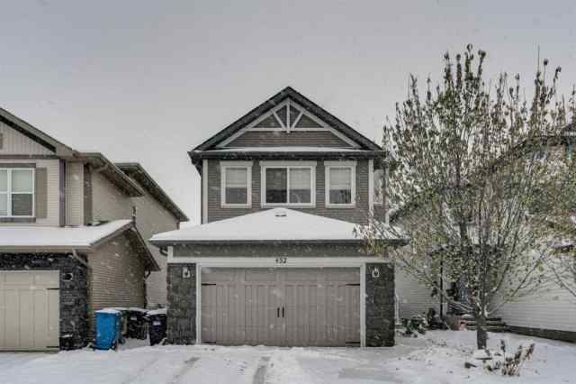 452 Silverado Plains Circle in  Calgary MLS® #A1044811
