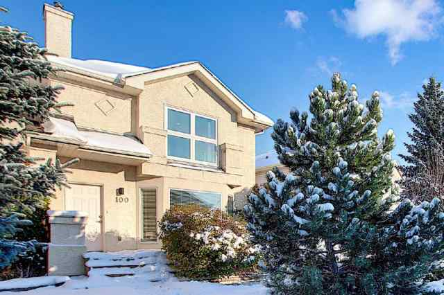 100 Chaparral Ridge Circle SE in  Calgary MLS® #A1044875