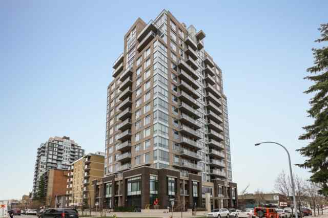 Beltline real estate 406, 1500 7 Street SW in Beltline Calgary