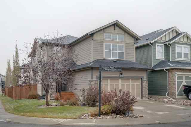 202 Williamstown Green NW in Williamstown Airdrie MLS® #A1044993
