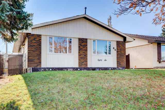 MLS® #A1045085 86 dovercliffe Close SE t2b 1w3 Calgary